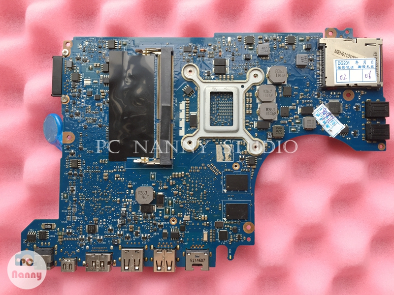 NOKOTION laptop motherboard for Dell XPS 14Z L412 PLW00 LA 7451P i7 2640M F2DV7 0F2DV7 GT520M