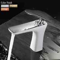 New Design Brass Made Basin Faucet