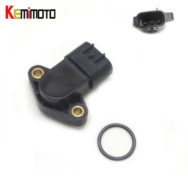 US $16 73 10% OFF|KEMiMOTO for HONDA TRX250 RECON TRX350 TRX420 RANCHER  TRX500 FOREMAN TRX 250 350 420 500 FOURTRAX RANCHER SHIFT ANGLE SENSOR -in