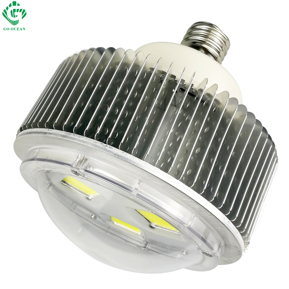 GO OCEAN COB E40 90W 100W LED High Bay Light Workshop Supermarket Warehouse LED High Bay Football Field Industrial Lighting high quality high power cob led industrial light led high bay light 100w used for sports centres
