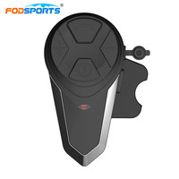 BT S3 motorcycle helmet intercom 1000M wireless helmet bluetooth headset waterproof BT interphone intercomunicador moto FM