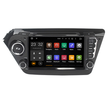Android 8,1 2 два дин 8 дюймов dvd-плеер автомобиля для KIA RIO/K2 2012 2013 2014 2015 -С 2 ГБ Оперативная память gps навигации радио WI-FI USB FM