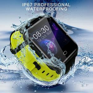 Image 4 - 2019 B11 pulsera inteligente 9,9mm cuerpo Fitness reloj impermeable monitoreo Frecuencia Cardíaca sueño reloj inteligente para Android e IOS8.0
