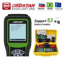 OBDSTAR programador de llave automática modelo X100 PROS C + D + E, inmovilizador + Ajuste de odómetro con adaptador EEprom