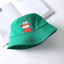 Cartoon Animal Bucket Hat Men Women Outer Street Hip Hop Fisherman Hats Dancer Casual Cotton Caps Panama