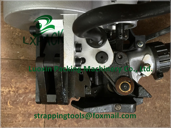 LX-PACK brand Lowest factory price Steel Strapping System Hand Tool Combination strapping tools Pneumatic tensioners and sealers lx pack brand lowest factory price cup filling