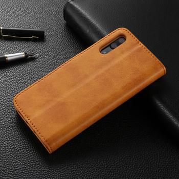 Luxury Leather Flip Case For Huawei P20 P20 Lite Pro Card Holder Wallet Case For Huawei P20 Lite Cover Funda Coque 2