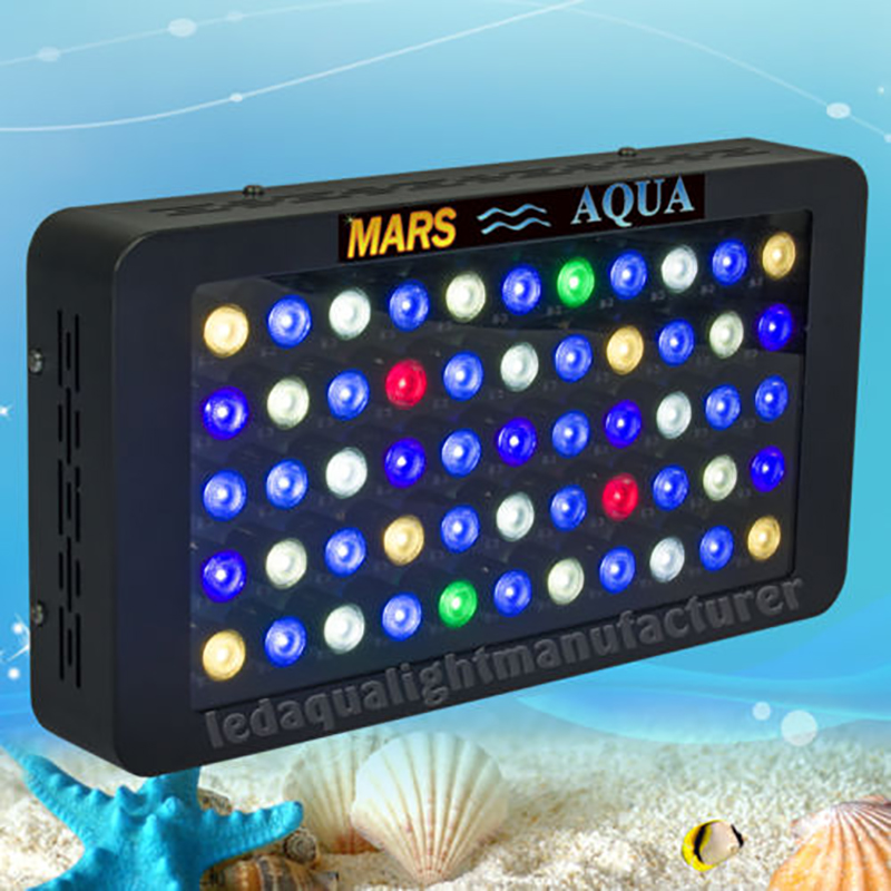 buy mars aqua dimmable 165w led aquarium. Black Bedroom Furniture Sets. Home Design Ideas