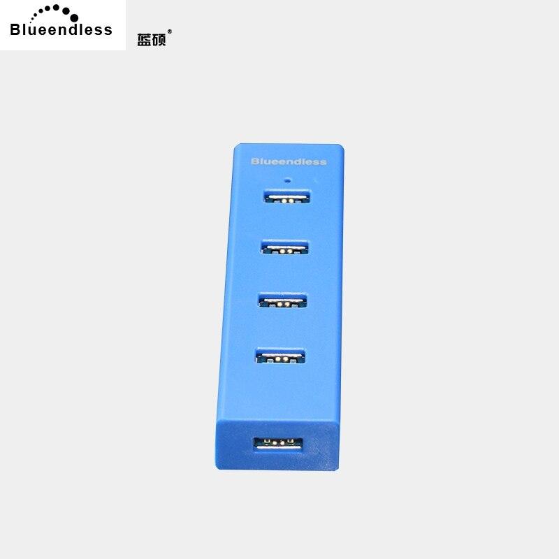 Высокая Скорость 3,0 4 Порты Multi Разветвитель USB Hub USB Combo для ПК компьютер аксессуары читателя с выбрать из различные цвета