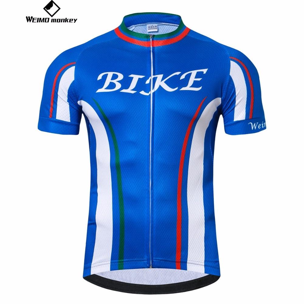 Mens FOX Cycling Jersey Mountain Bike Top MTB Racing Motocross Short Sleeve Tops