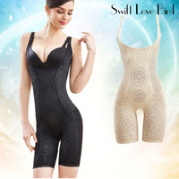 Women S Body Management Fat Burning Shaped Seamless Body Shaper Appeal Abdominal Hips Waist Body Bodysuit