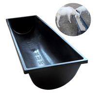Farm Animal Feed Trough For sheep Feeder Trough drinker water bowl drinking trough for sheep goat lamb calf