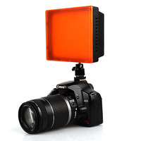 WanSen W260 Flash LED Lamp Video Camera Light Lighting w 260 For Canon EOS 5D II 7D 550D stronger than 198LED
