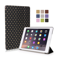 For Ipad Air 2 Case Star Pattern 2016 New Fashion Smart Auto Sleep 9 0inch Matte