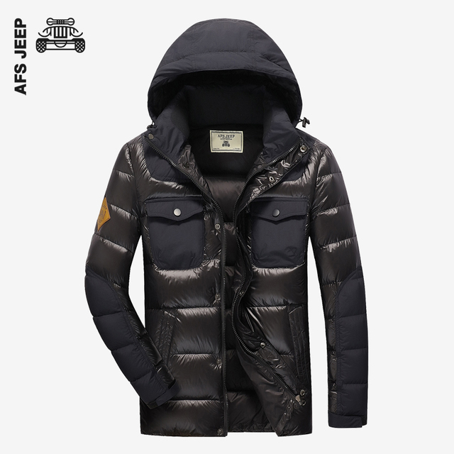 Aliexpress.com : Buy 2017 Men Winter Down Jacket Coats Short Thick ...