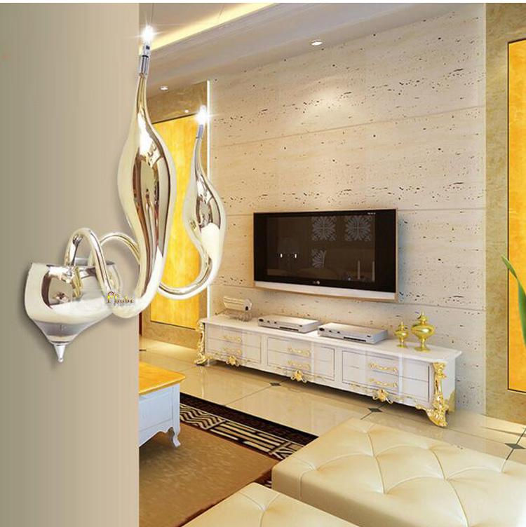 cisne italiano luz pared lmpara de pared lmpara de pared moderna lmpara de pared lmpara de