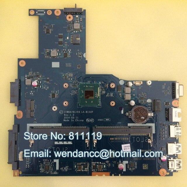 N2840 LA-B102P For Lenovo B50-30 Motherboard integrated Tested ok warranty 90 days