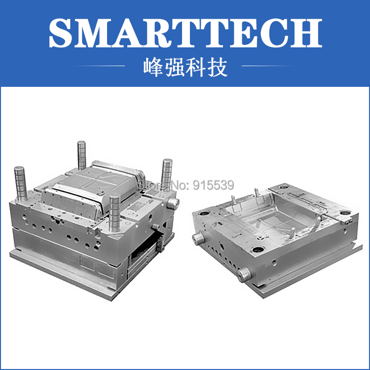 Suitcase Plastic injection mold/CNC machining/Household Appliance mold in China 2017 high quality electric cooker plastic injection mold