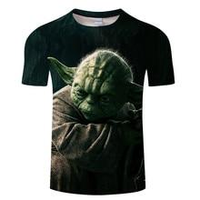 Мужские забавные дизайнерские футболки Дарт Вейдер, тяжелая печать на металле, футболка с коротким рукавом, креативные модные футболки с Звездными войнами, топы в стиле хип-хоп
