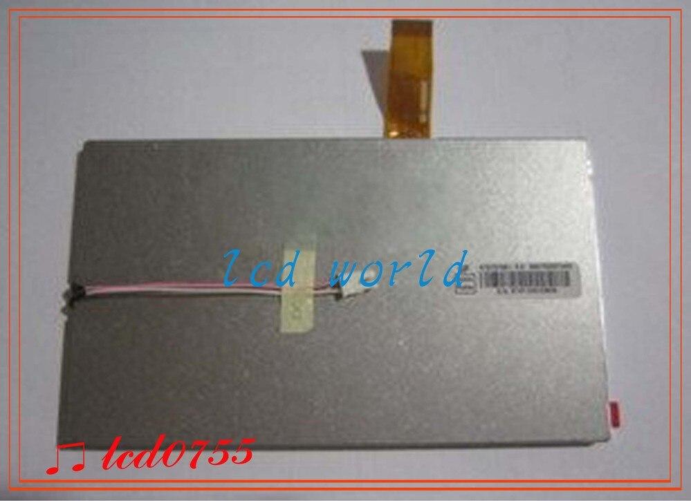 Free shipping 7 inch AT070TN01 V 2 AT070TN01 V2 LCD screen display panel for font b