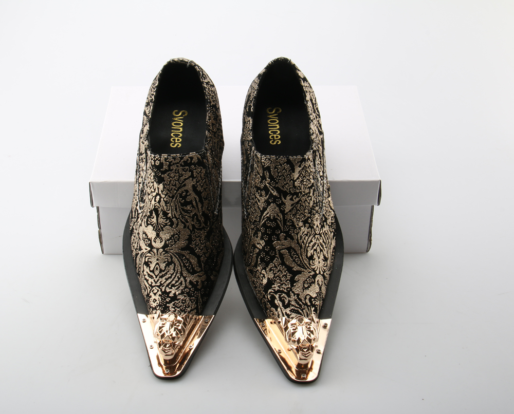 Flight Tracker British Style Iron Pointed Toe Male Party Dress Shoe Brown Buckle Oxford Mens Flats Snake Skin Leather Dress Shoes Men Oxfords Formal Shoes