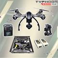 В Наличии!!! Yuneec Q500 4 К phantom Quadcopter Устойчивый Захват Ручной Gimbal с Алюминиевый корпус ПК 3