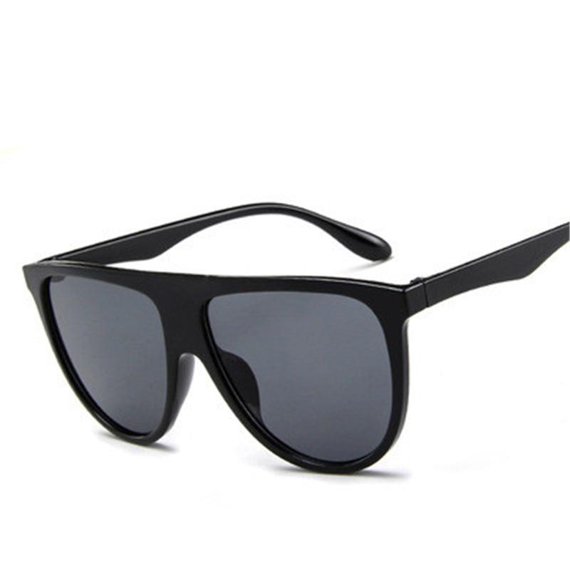 Beautyeye Oversized Square Sunglasses Women Designer Brand Big one lens mans black Sun Glasses female Gafas De Sol Oculos UV400 in Women 39 s Sunglasses from Apparel Accessories