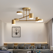 купить Modern LED Ceiling Light For Living Dining Room Bedroom Lustres Led Chandelier Ceiling Lamp lampara de techo Lighting Fixtures по цене 7012.68 рублей