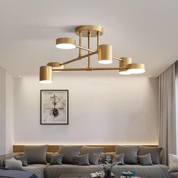Modern LED Ceiling Light For Living Dining Room Bedroom Lustres Led Chandelier Ceiling Lamp lampara de techo Lighting Fixtures modern led chandelier for living room bedroom dining room led lustres black