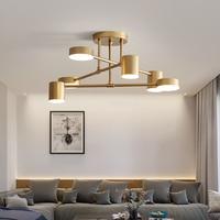 Modern LED Ceiling Light For Living Dining Room Bedroom Lustres Led Chandelier Ceiling Lamp lampara de techo Lighting Fixtures