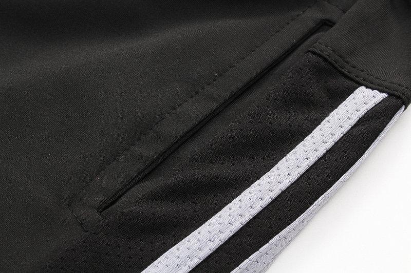 Herren Sport Laufshorts Marke Fitness Stretch Knie Shorts - Sportbekleidung und Accessoires - Foto 5
