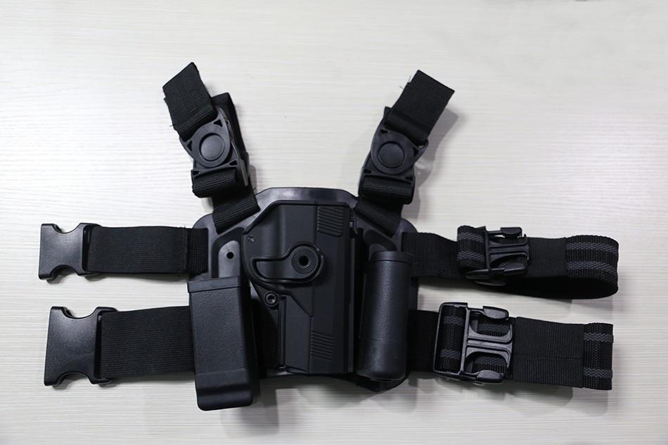 pistola coldre conjuntos kits de arma