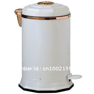 Free Shipping Foot Pedal Trash Cans, Garbage Bins, Waste Bins, Dustbins,(3L-50L with various sizes and Shapes)