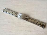 22ミリメートル(バックル20ミリメートル) T039417新しいピュア固体ステンレス鋼時計バンドストラップウォッチブレスレット� 039
