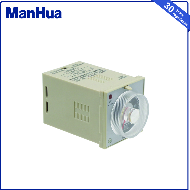 Manhua New Products 2017 Innovative Product For Homes On-delay H3BA-8 Timer solid state relay mini type lower power industrial