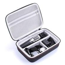 Nieuwste Eva Hard Travel Draagbare Tas Case Voor Philips Norelco Multigroom Serie 3000, MG3750 (Past 13 Bijlagen) carrying Cover