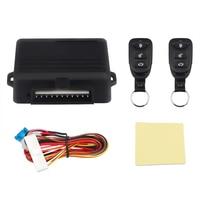 Herorider Auto Alarm 12 V Car Auto Centrale Kit Deurvergrendeling Locking Vehicle Keyless Entry Systeem