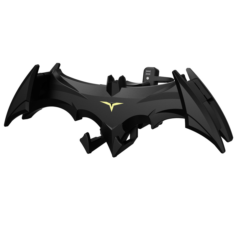Universal Cool Batman Car Phone Holder In Car Air Vent Clip Mount No Magnetic Mobile Phone Holder Support For IPhone X Xiaomi