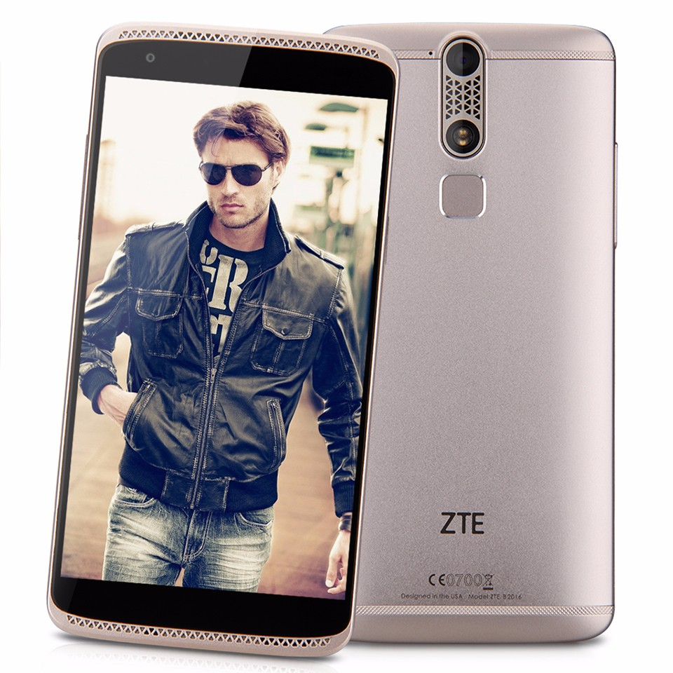 ZTE AXON MINI B2015 Octa Core 3G RAM 32G ROM 5.2 inch Android 5.1 Snapdragon 616 FHD 13.0MP TD FDD LTE Full 4G 3G Mobile Phone