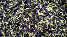 100g.Clitoria Ternatea Tea.Blue Butterfly Pea tea.Dried kordofan pea flower.Vitamin A Thailand(China)