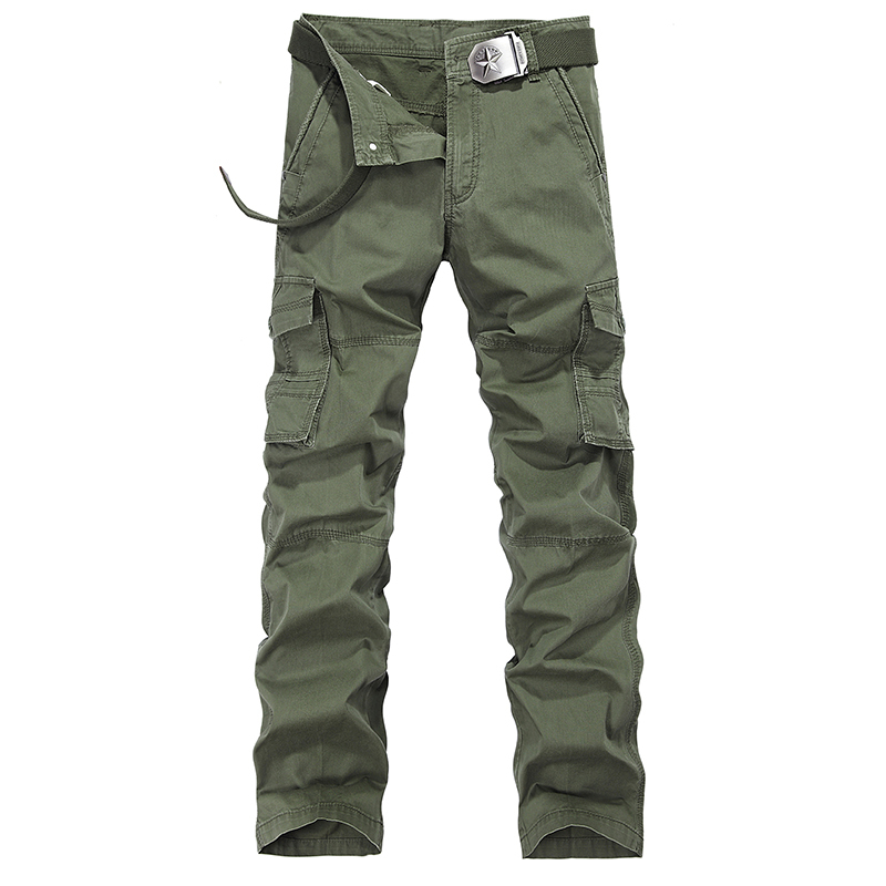 Aliexpress.com : Buy Plus size 30 40 Men Cargo PANTS Military Army ...