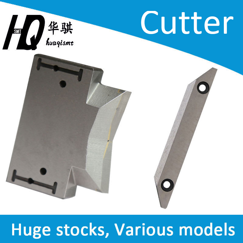 Cutter for CM88 Panasonic chip mounter movable cutter fixed cutter 130CC011060 130CC011050 SMD SMT spare parts