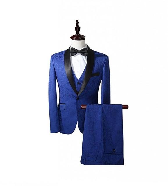 ca55d7f0be Royal Blue Tie and Vest – Fashion dresses
