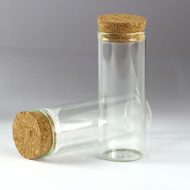 Us 3598 30 Sztuk 40 Ml 3080mm 118314 W Małe Słoiki Szklane Butelki Butelki Z Korkiem Dekoracyjne Zakorkowany Mini Wising Szklanej Butelce W 30