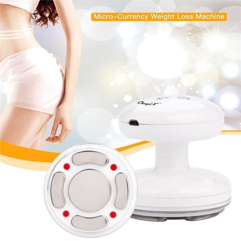 usb recarregavel corpo emagrecimento massageador eletrico cintura