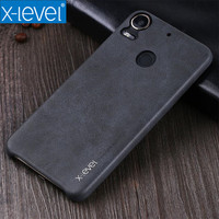 X Level Phone Case For HTC DESIRE 10 PRO High Quality PU Leather Cover Case Ultra