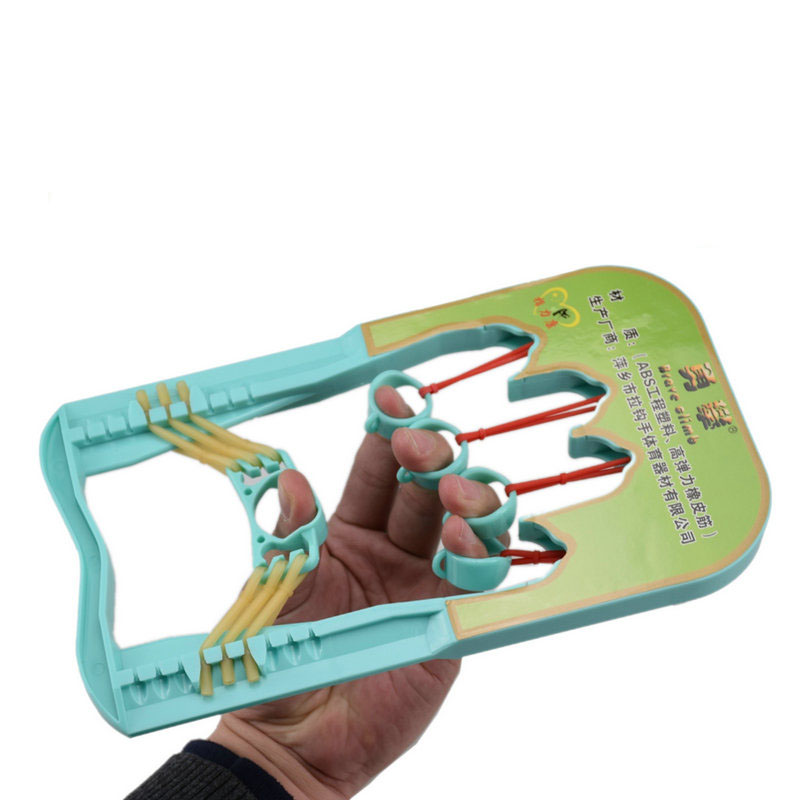 Hand function trainer for finger strength children with finger strength of stroke hemiplegia hand wrist orthosis separate finger flex spasm extension board splint apoplexy hemiplegia right left men women