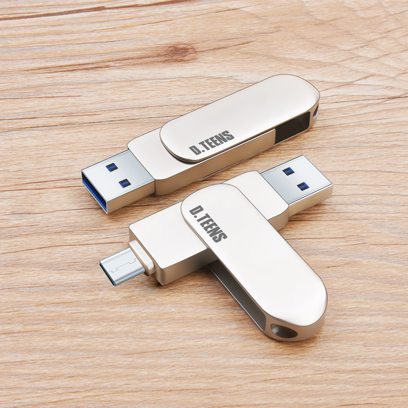 OTG USB flash drive 128GB for Android /PC USB 3.0 Pendrives high quality pen drive usb flash drive