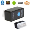 Mini Bluetooth ELM327 OBD2 with POWER SWITCH Automotive Diagnostics Scanner /Portable ELM 327 OBD2 Car Scan Tool  LR-10