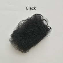 50pcs Hair Styling Hairnet for Dancing or Sport Using High Elastic Net with 5mm Mesh 20 Inches Stretch Length(China)